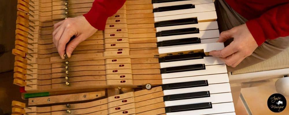 Comment régler un piano ?