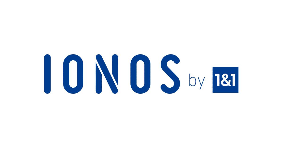 hébergeur ionos