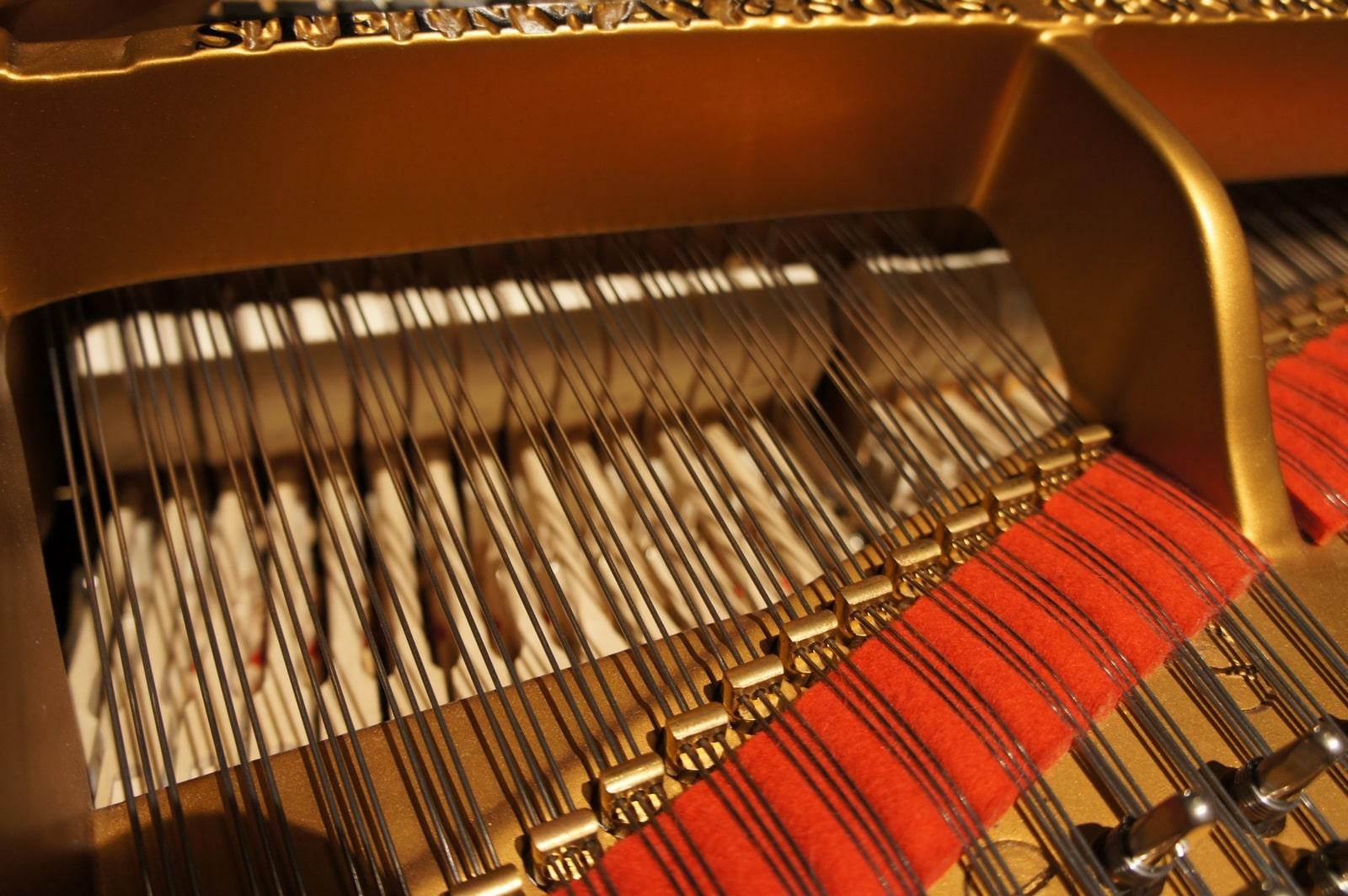 restauration de piano à queue